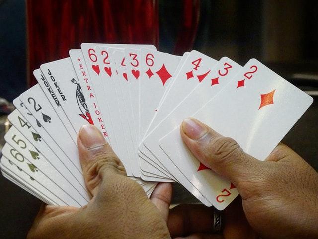 Seven Stud Split spelregels
