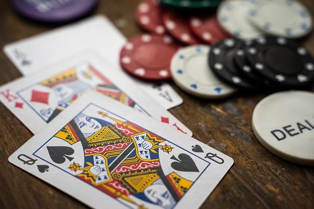 Betten poker